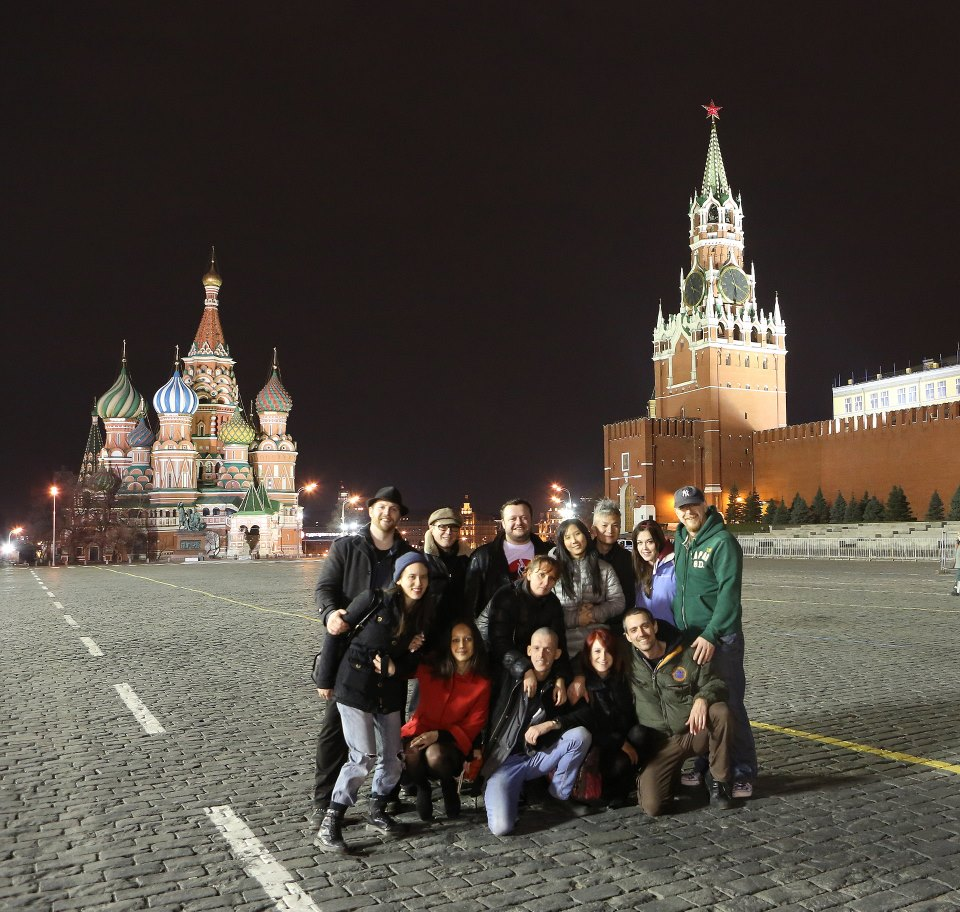 Report from Moscow Knot