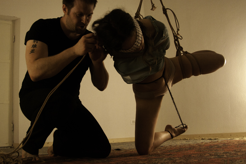 Report from Shibari day with Jack Whipper