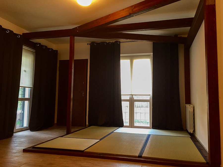 Private Intensive Weekends at our new Studio!